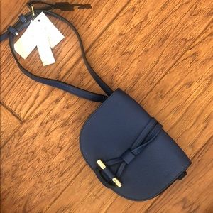 NEW Ann Taylor belted purse